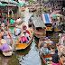 Pasar Terapung di Banjarmasin Kalah Promosi dan Infrastruktur Dibanding Ayutthaya Thailand