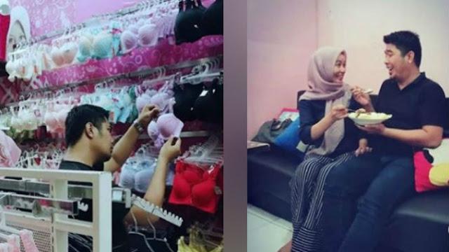 Viral! Kisah Suami Cerita Tentang Bra Istri yang Bikin Ngakak