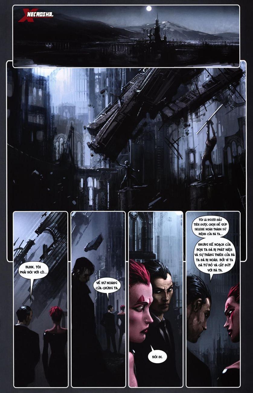 X-Men Necrosha chap 6 trang 15
