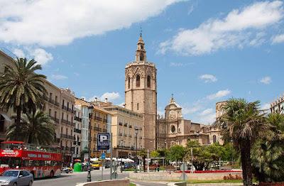 Magnet Para Pelancong Di Valencia