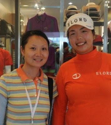 Feng Shanshan & Amanda Hu