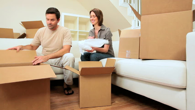 Packing and Unpacking Tips for Moving House.