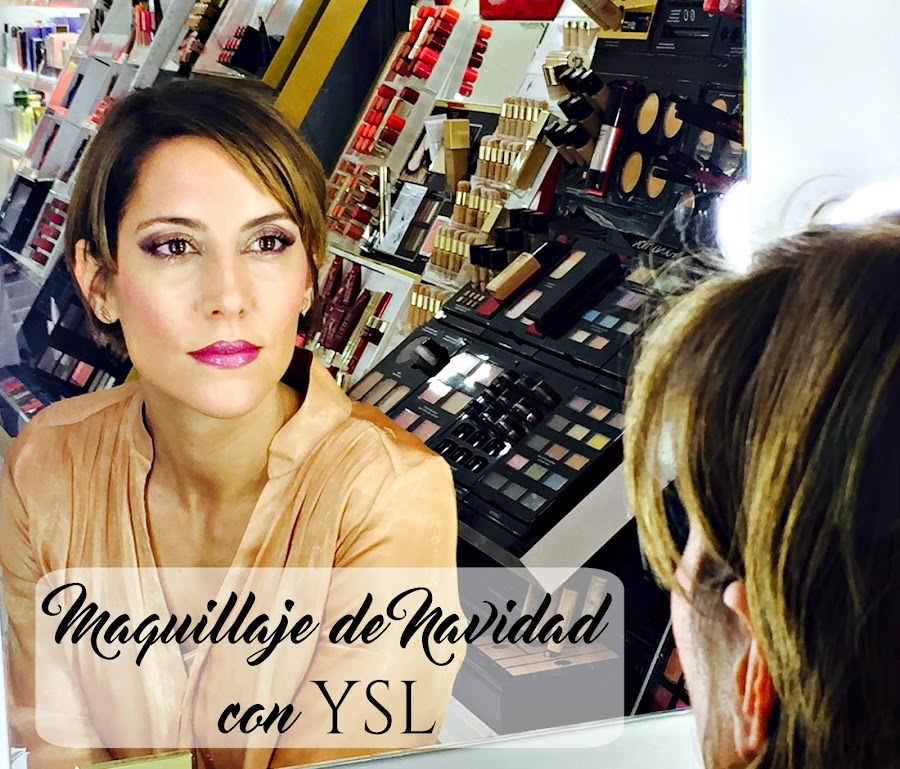 Fitness And Chicness-Maquillaje Navidad YSL-1