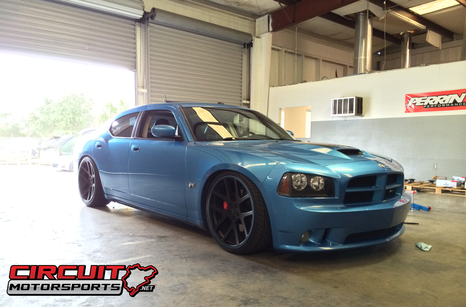 CMS - BC Racing Coilover Install on SuperBee SRT8 Charger