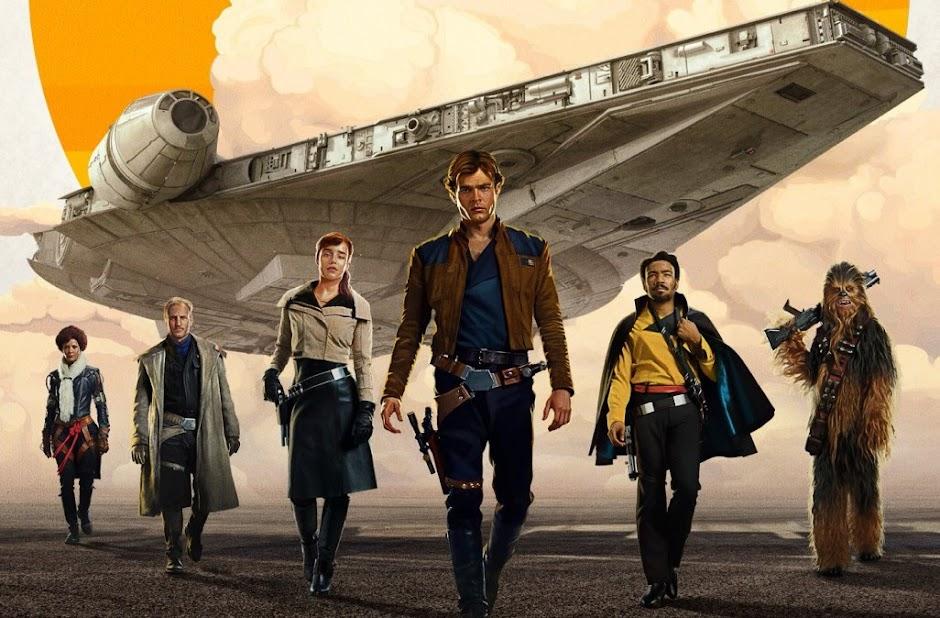 Estreias nos cinemas (24/5): Han Solo: Uma História Star Wars, Antes Que Eu Me Esqueça, Tully & mais