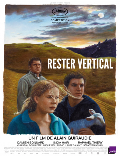 Ver Rester vertical (Staying Vertical) (2016) Online