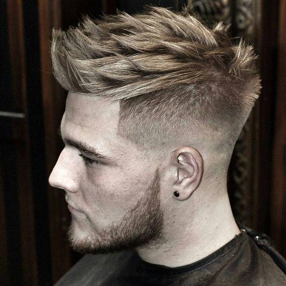 Nuovi tagli di capelli x uomo