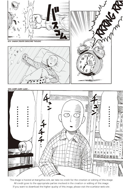 ONE PUNCH MAN CHAPTER 4 Page 18