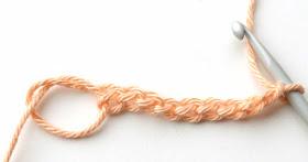 Keep the starter slip knot open