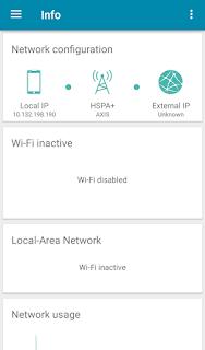 cara menstabilkan koneksi internet android dengan ping tools