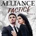 Alliance Factice : la couverture dévoilée