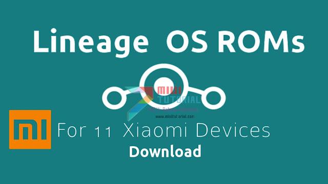 Ada 11 Model Smartphone Xiaomi Loch yang Didukung Official oleh LineAgeOS? Kamu Nomor Berapa?