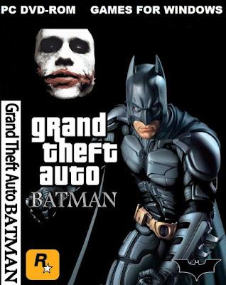 GTA Batman Game