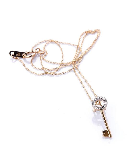 Aurelle by Leshna Shah (Pendant  Chains)