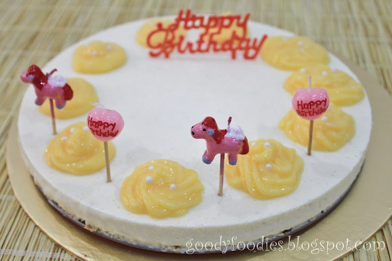 Layer Cake Masterchef
