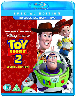 Toy Story 2 Special Edition 1999 BD25 Latino