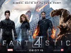 Serunya menyaksikan  Fantastic 4 bareng Citoku.