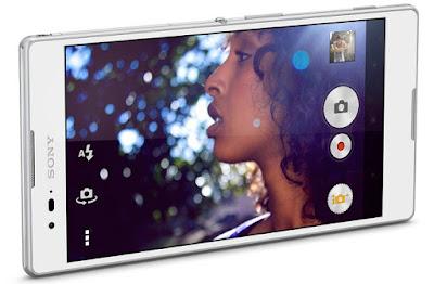 Sony Xperia T2 Ultra Depan