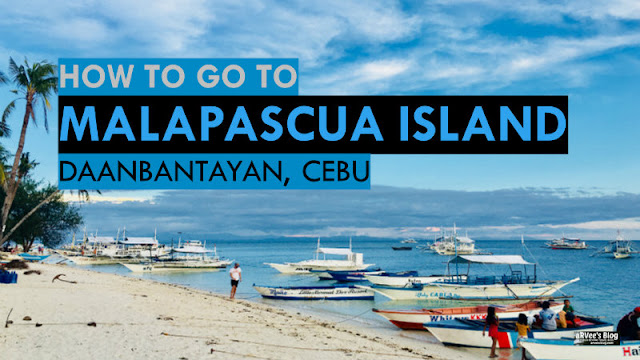 How to go to Malapascua Island Daanbantayan Cebu