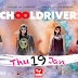 Schooldrivers / Live at Play / Jan 19th 2017