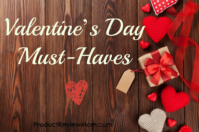 Valentine's Day Must-Haves  via  www.productreviewmom.com
