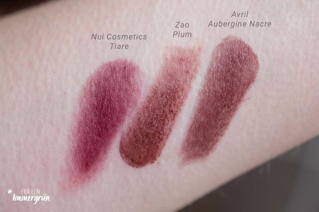 Nui Cosmetics Natural Lipstick Tiare