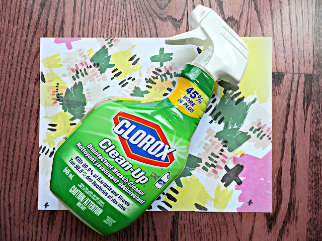 spring cleaning clorox tips tricks bleach