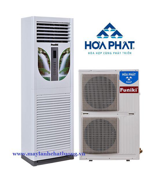 Khách hàng tham khảo giá máy lạnh tủ đứng Funiki 3 ngựa - 27000btu
