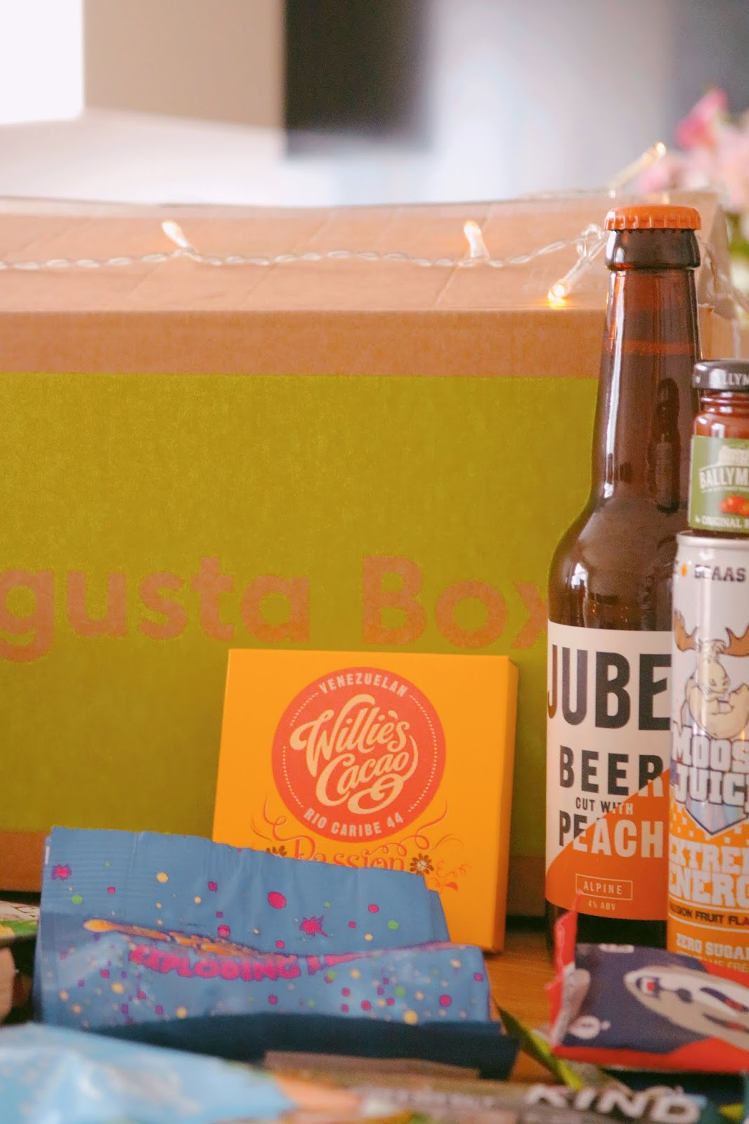 DegustaBox March 2019 - Spring + Easter