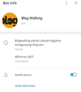 Punya Bot Telegram Pribadi Itu, Menyenangkan.