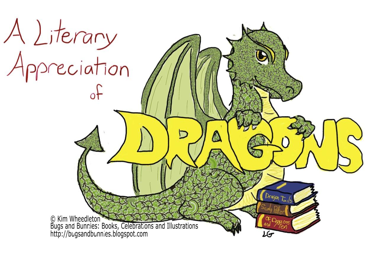 Children's Publishing Blogs - dragons blog posts