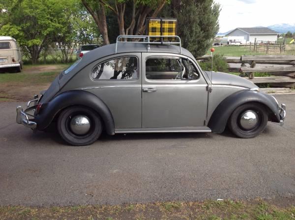Lowered 1964 Volkswagen Beetle - Buy Classic Volks