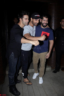 Badrinath Ki Dulhania Success Party by Varun Dhawan 033.JPG
