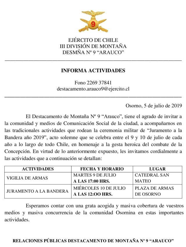 Regimiento Arauco