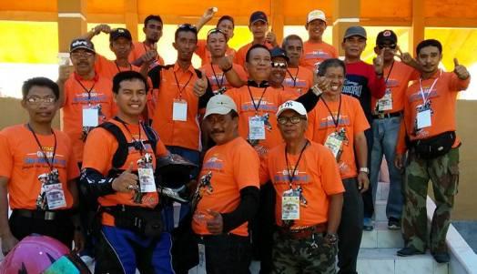 ORARI Selayar Backup Komunikasi, Trail Adventure 2017 #2 Jelajah Alam Tanadoang