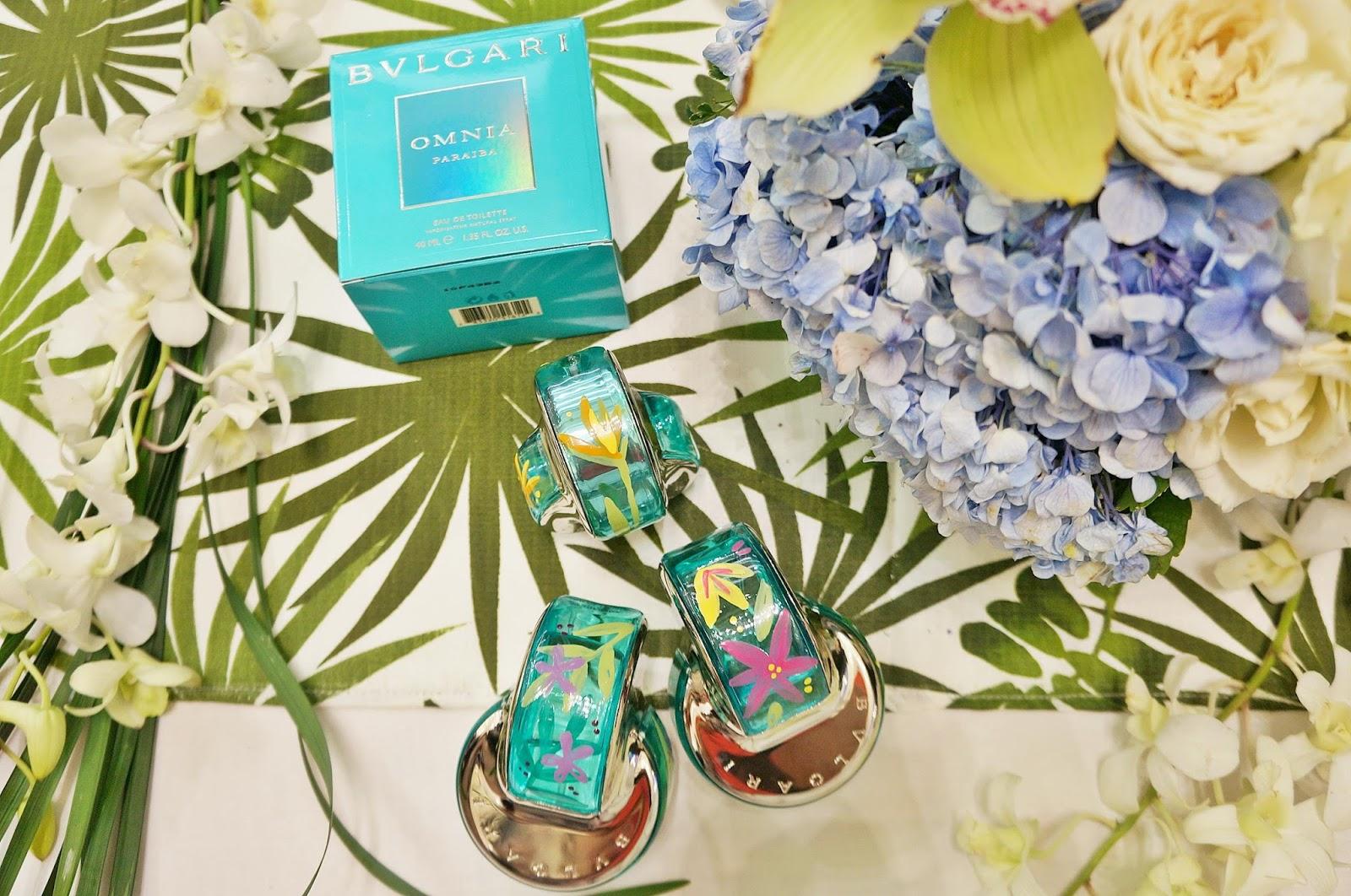 perfume review omnia paraíba