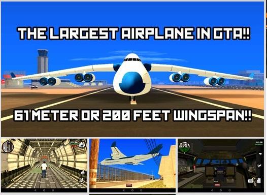 gta 5 cargo plane