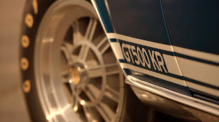 GT500 KR Emblem