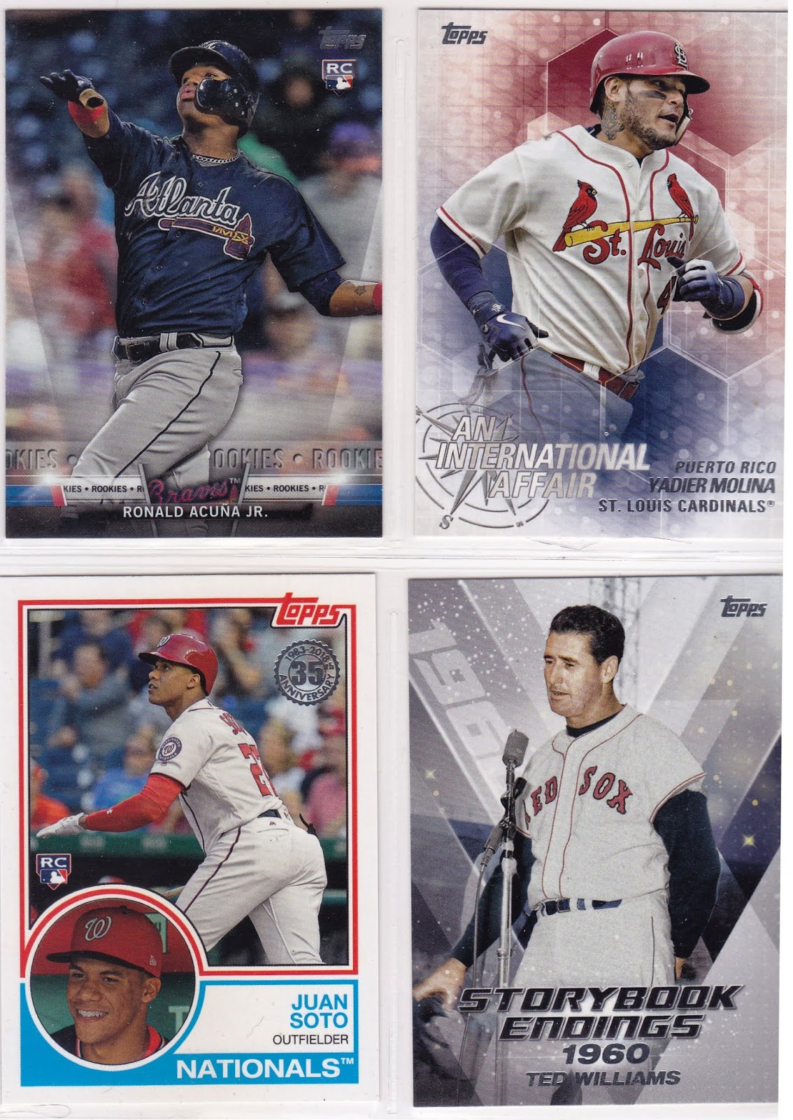 The Top 5 Reasons Why 2018 Topps Update Is The Only Set You