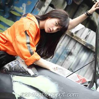 Foto Keren Nabilah JKT48 Terbaru