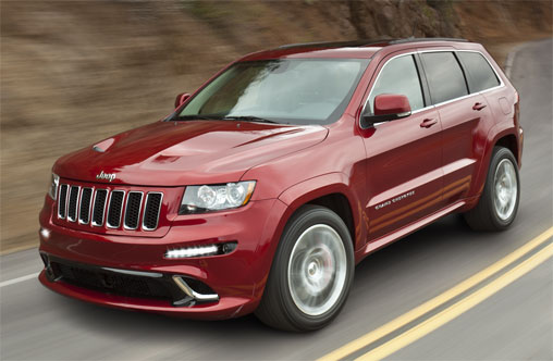 Car Overview: 2013 Jeep Grand Cherokee SRT8