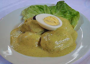 receta ocopa peruana