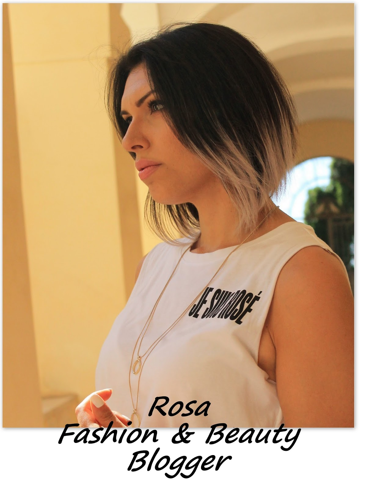 Rosa Fashion & Beauty blogger