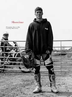 Mikkel Jensen for Hercules Magazine by Marco van Rijt