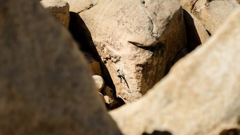 Climber. Extreme Sports
