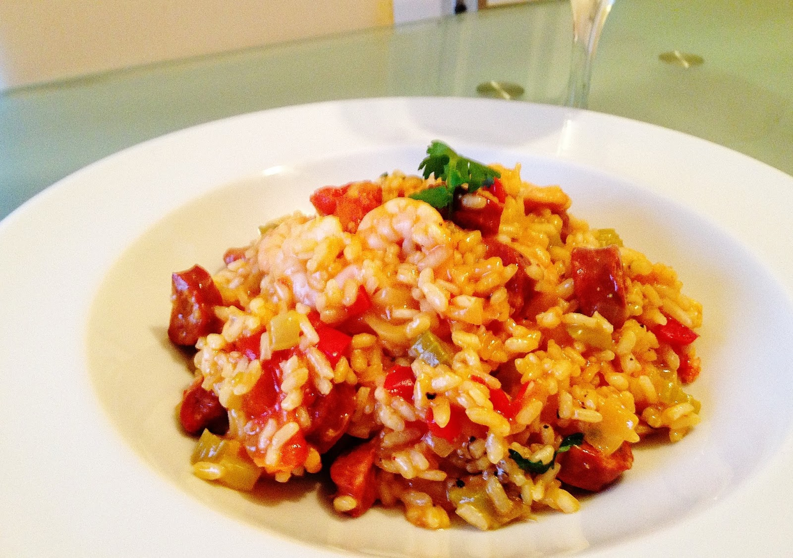 Food And Wine Risotto