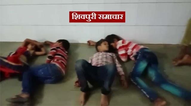 जहरीले फल खाने से 6 बच्चों का स्वास्थ्य बिगड़ा: जिला चिकित्सालय में भर्ती / BADARWAS NEWS
