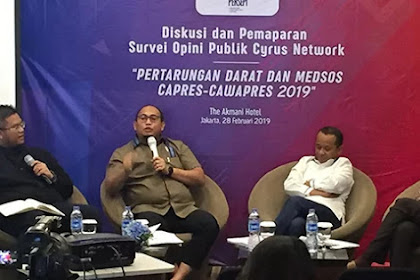 Kalau Survei Bilang Menang, Kenapa Jokowi Panik?