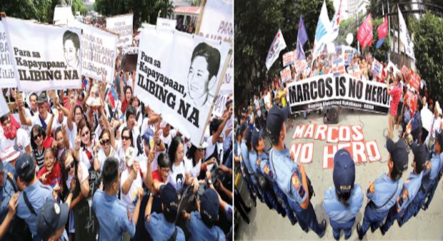 SC still undecided regarding Marcos burial