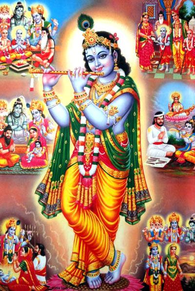 Krishna Images Wallpaper